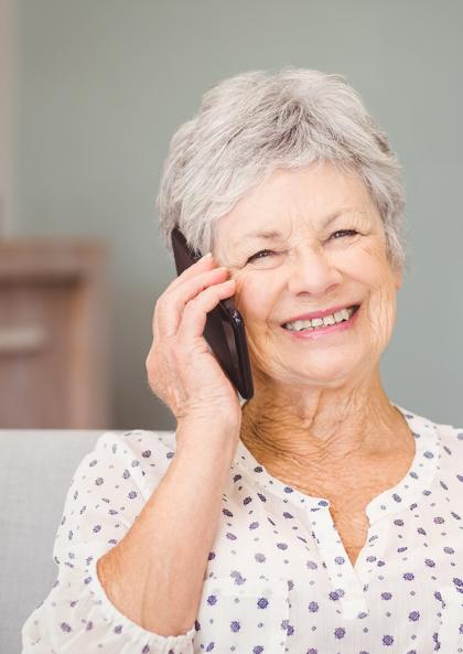 Teleasistencia en el hogar 1